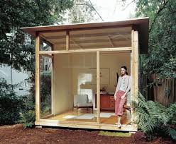 tiny backyard home office. accidental mysteries 111112 tiny houses bungalow backyard and studio home office h