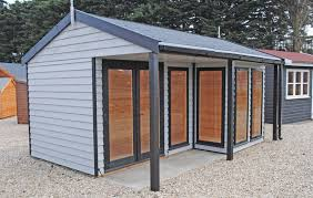 Small Picture Our Garden Rooms Scott Sheds Ltd