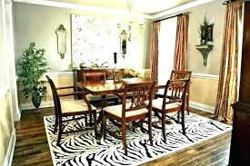 brown and white zebra rug 8x10 faux animal skin rugs fur furniture outstanding