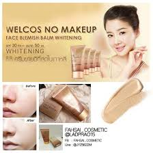 welcos no makeup face bb cream spf30