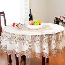 circular table cloths style bronze round table tablecloth plastic big circle circular table cloth tablecloth circular