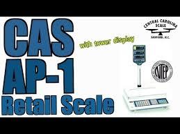 <b>AP</b>-<b>1</b> Digital Price Computing Scale Overview - YouTube