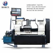 powerful shaft manual automatic spinning mini cnc machines metal lathe