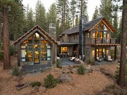 Small Picture Best 25 Rustic modern cabin ideas only on Pinterest House