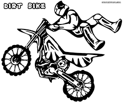 Small Picture Dirt Bike Coloring Pages jacbme