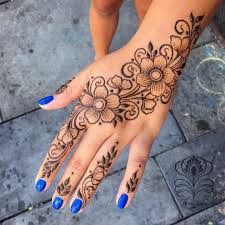 Pen Mehndi Design Easy Mehndi Designs Collection For Hand 2019 K4 Fashion