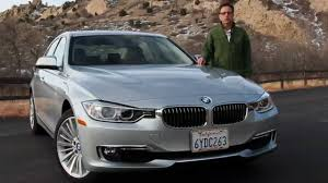 BMW 3 Series 2013 bmw 320i review : 2013 BMW 3-Series Review - YouTube