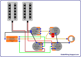 guitar wiring diagram 1 humbucker 2 single coil wirdig guitar stereo wiring diagram together guitar phase switch wiring