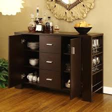 dining buffet with hutch dining room buffet with glass doors dining room wine sideboard buffet server