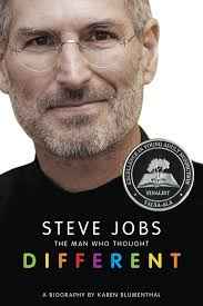 steve jobs the man who thought different a biography karen  steve jobs the man who thought different a biography karen blumenthal 8601423280745 com books