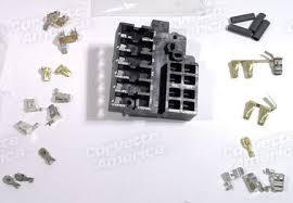 corvette fuse block repair kit 1964 1966