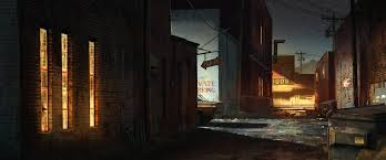 the last of us concept art alley js 01