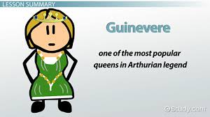 who was guinevere character stories