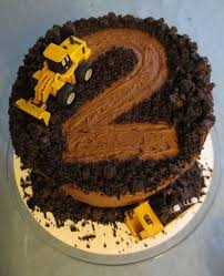 Great Dirt Truck Cake Idea Cakes In 2019 Construction Birthday