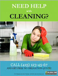 advertising a cleaning business 14 free cleaning flyer templates house or business cleaning