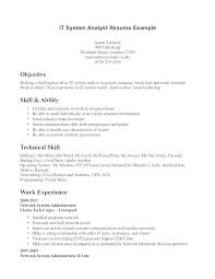 Technical Skills In Resume Simple 60list Of Technical Skills For Resume Proposal Letter