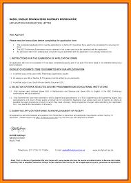 Uncategorized 19 Bursary Application Letter Sample