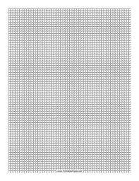 crochet graph paper printable 2 seed bead herringbone pattern