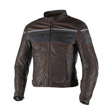27 dainese blackjack leather jacket brown black
