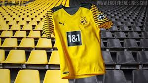 Bayern munich, borussia dortmund and the rest of the bundesliga teams will be turning out in fine style once again in 2021/22. Borussia Dortmund 21 22 Home Kit Released Footy Headlines