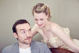 1950s Bridal Glamour - Fifties Inspired Bride