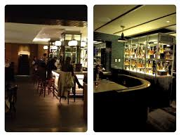 busy restaurant scene. Green Brick Walls, And A Large Glass Case Full Of Whiskey. It Was Comfortable Scene\u2014busy Enough To Feel Cool, But Quiet Have Conversation. Busy Restaurant Scene