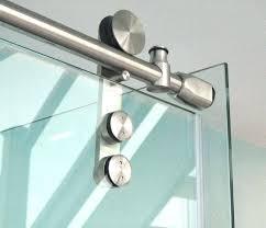 amusing frameless shower door rollers glass shower doors on rollers sliding frameless shower door rollers and brackets