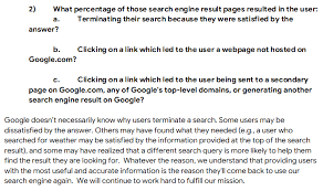 How Much Of Googles Search Traffic Is Left For Anyone But