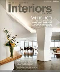 office interior magazine. Edyta Co In The Press Interiors Chicago Modern Luxury Interior Design Magazines Office Magazine O