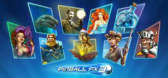 About this content stay alive in the stunning yet hostile environments in three fantastic pinball tables inspired by the most iconic bethesda franchises. Pinball Fx3 On Steam