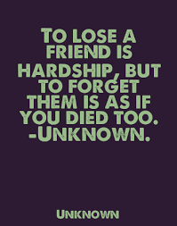 Quotes About Losing Friends To Death Latest Quotes Wala Simple Quotes About Losing Friends