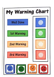 Happy Learners Childrens Traffic Light Faces Behaviour Reward Chart Warning Chart Children Toddlers Sen Autism Adhd
