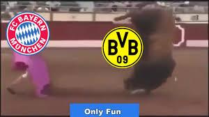 Dortmund, commonly known as borussia dortmund boˈʁʊsi̯aː ˈdɔɐ̯tmʊnt, bvb, or simply dortmund, is a german professional sports club based in dortmund. Fc Bayern Munchen Gegen Borussia Dortmund Bundesliga 2020 21 Lustige Fussball Memes Youtube