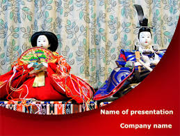 Japanese Traditions Presentation Template For Powerpoint And Keynote