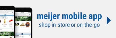 meijer mobile app in or on the go