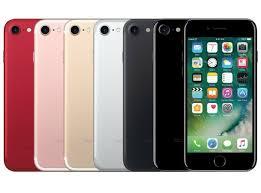 iPhone 7 32GB 128GB 256GB Verizon Unlocked Black Gold Jet Black Red Rose  Silver