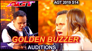 Kodi Lee Autistic Blind Singer & Pianist WINS GOLDEN BUZZER ...