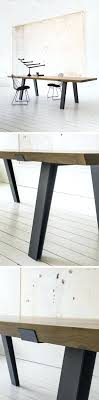 Industrial Pipe Legs Style Dining Table Steel Chairs Uk Melbourne