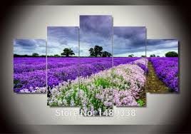 2018 modern arts print on canvas abstract lavender landscape oil painting canvas prints wall art decoration picture from wwyjc1989 35 18 dhgate com