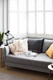 Best 25+ Sofas for small spaces ideas on Pinterest | Small apartment  decorating, Decorating small spaces and Furniture for small spaces