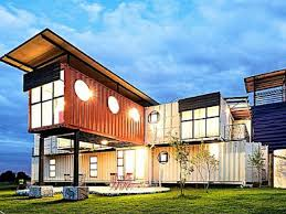 Metal Container Houses In Top Metal Container Corporation Images For  Pinterest