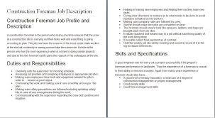 Draftsman Job Description Resume Constructiontimator Job Description Template Resume Carpenter 14