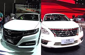 Luxury Affordable Sedans Honda Accord Spirior Vs Nissan