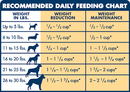 Dog Food Chart By Weight Dog Feeding Chart By Weight Goldenacresdogs Com