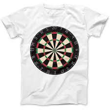 Designer Darts Dartboard Darts Dart Player T Shirt 100 Wholesale Discount Cotton Phil Taylor Van Gerwen Print T Shirt Men Harajuku Top Tee T Shirt Designer Graphic