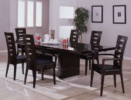 Unique Dining Room Furniture Modern Wood Dining Room Table Home Design Ideas