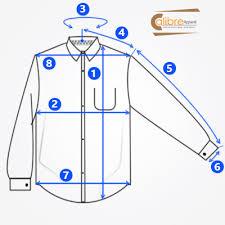 How To Measure Dress Shirt Measurement Guide