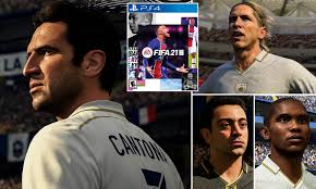 There are 0 other versions of carson in fifa 21, check them out using the navigation above. Fancy Rolling Back The Years With Eric Cantona Or Xavi Ea Sports Reveal The 11 New Icons In Fifa 21 Daily Mail Online