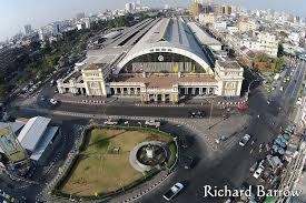 hua lamphong train station