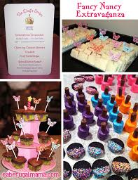 images fancy party ideas:  images about party ideas on pinterest fancy nancy diy party ideas and label stickers